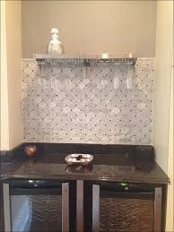 Subway Tile Backsplash Kitchen Kitchen Carrara Marble Slab Backsplash Carrara Marble Subway