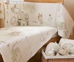 Nursery Cot Bedding Sets 36 Babies Bed Sets Rabbit 4 Cot Cotbed Bedding Set