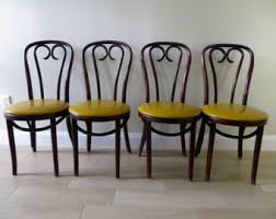 Thonet Vintage Chairs Bentwood Chair Etsy