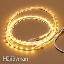 led cove lighting strips how to install elegant cove lighting family handyman