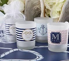 nautical wedding favors candle wedding favors candle favor ideas baby shower candle favors