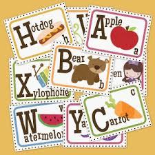 printable alphabet letter cards printable abc flash cards