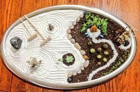 cuisine et jardin le mini jardin décoration et thérapie archzine fr gardens
