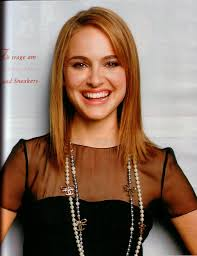natalie portman in the april 2006 issue of instyle germany shot
