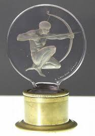 25 best lalique car mascots images on ornaments