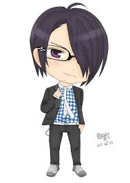 masaomi brothers conflict chibi azusa brothers conflict by mika chan1102 on deviantart