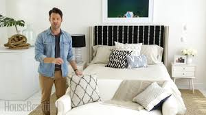 pillow perfect in house beautiful with nate berkus pillow perfect