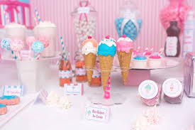 kara u0027s party ideas ice cream cone cake pops sweet table details