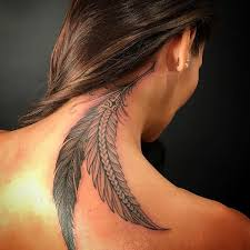 40 feather tattoo designs with meaning