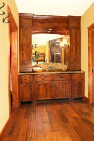 Craftsman Vanity Affordable Custom Cabinets Showroom