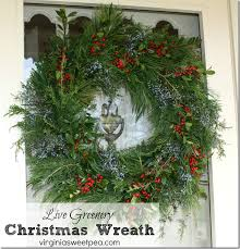 live christmas wreaths christmas ideas tour my front door wreath greenery wreaths and