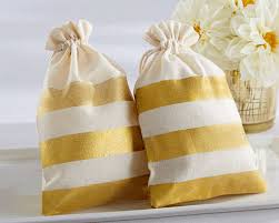gold favor bags gold party favor bags glitz and glam party