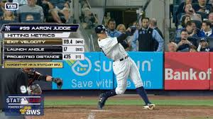 How Aaron Judge Became A Bomber The Inside Story Of The Yankees - yankees aaron judge sets exit velocity record new york yankees