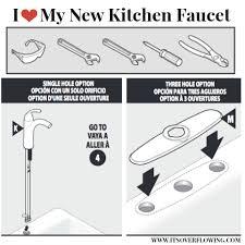 How To Fix A Moen Kitchen Faucet Unique Moen Kitchen Faucet Installation Manual Kitchen Faucet