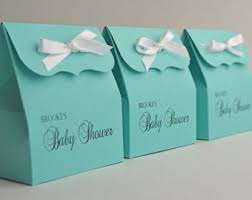 baby shower gift bags favors etsy