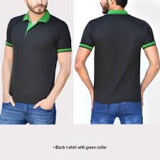buy set of 5 polo neck t shirts for by mr tusker at
