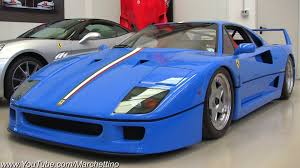 blue ferrari car picker blue ferrari f40