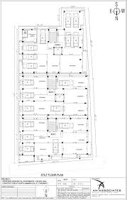 floor plan ram construction ram tulip garden at chrompet