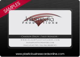 Home Design Business Cards Plastic Business Cards Samples Examples And Design Ideas