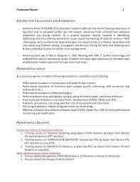 Process Engineer Resume Sample by Semiconductor Engineer Resume