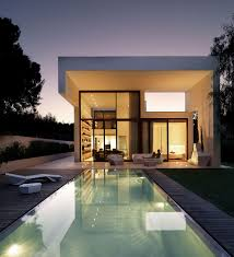 Modern Contemporary Homes by Contemporary Homes Modern Home