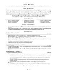 Sample Accounting Resume by Resume Example Accountant Resume Sample Accountant Resume