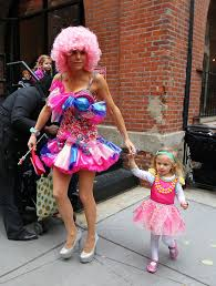 top 10 celebrity halloween parent and kid costumes
