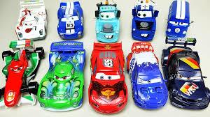 cars disney cars lightning mcqueen neon light 6 sets 4 master