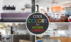 Paint Ideas For Kitchen Cabinets Kitchen Cabinets The 9 Most Popular Colors To From