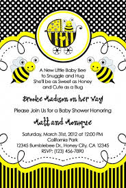 bumblebee baby shower bumble bee baby shower invitation theruntime