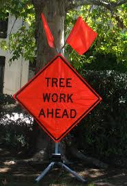 tree work ahead traffic sign 36 24 84t 250 00 cls catalog