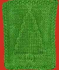 free knitting pattern christmas tree dishcloth over 50 free knitted dishcloths knitting patterns at allcrafts net