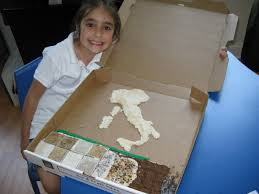 Road Map Of Italy by Solagratiamom Making Roman Roads And Salt Dough Map Of Italy Cc