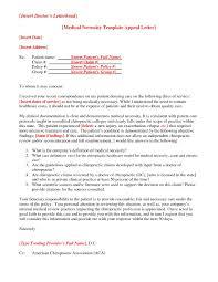 medication appeal letter format