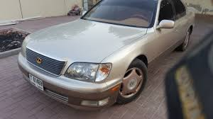 lexus ls 460 dubai used lexus ls 460 1998 car for sale in dubai 732614 yallamotor com