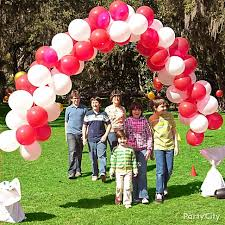 wedding arches party city carnival party ideas gallery party city
