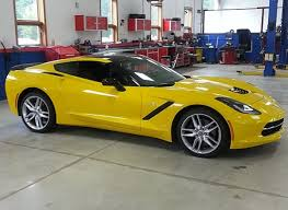 yellow corvette c7 another z06 photo corvetteforum chevrolet corvette forum