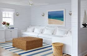 beach cottage with crisp u0026 fresh coastal interiors home bunch