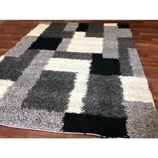 Black White Area Rug Grey And White Area Rugs Surya Vogue Grey White Area Rug