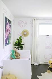 How To Make Carbon Paper At Home - painted nursery wallpaper diy a beautiful mess bloglovin