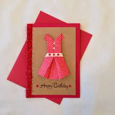 How To Make Origami Greeting Cards - origami birthday card gallery craft decoration ideas