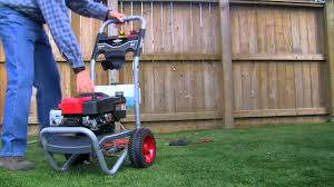 briggs stratton elite series 2700 psi gas pressure washer