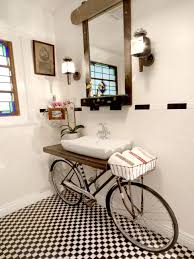 Industrial Style Bathroom Vanity by 20 Upcycled And One Of A Kind Bathroom Vanities Diy
