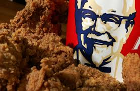 kfc unveils the chizza pizza with a chicken crust fortune