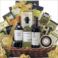 martini and rossi asti mini bottles south american classic trio wine gift basket wine and gift