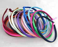 hair bands new satin headbands children hairbands hair band fs 15 baby