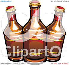 cartoon beer bottle beer bottles clipart clipground