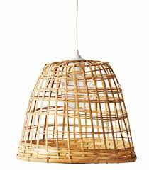 Cheap Pendant Lights Australia Make Your Own Bamboo Pendant Light All You Need Is Basket