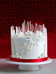 White Christmas Cake Decorations by Christmas Cake I Hope That You All Had A Lovely Christmas U2026 Flickr