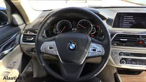 bmw 7 series 2017 interior review youtube